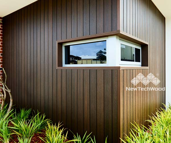 NewTechWood Composite Cladding