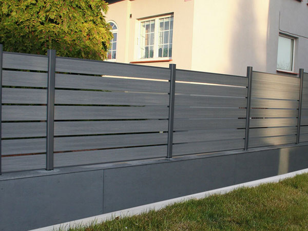 NewTechWood UltraShield Composite Fencing